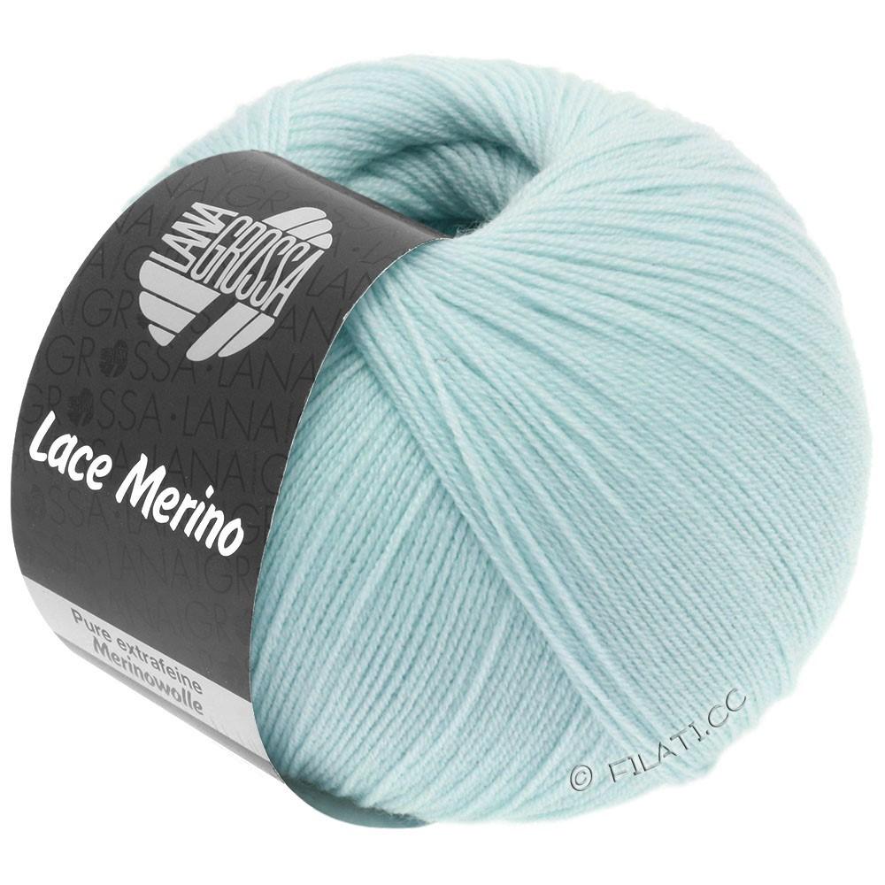 Lana Grossa LACE Merino  Uni | 58-bleu tendre