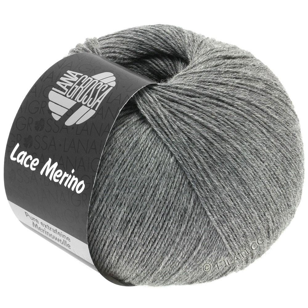 Lana Grossa LACE Merino  Uni | 61-gris nacré