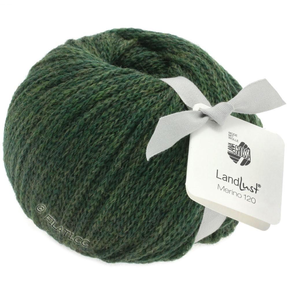 Lana Grossa LANDLUST MERINO 120 | 115-vert mousse