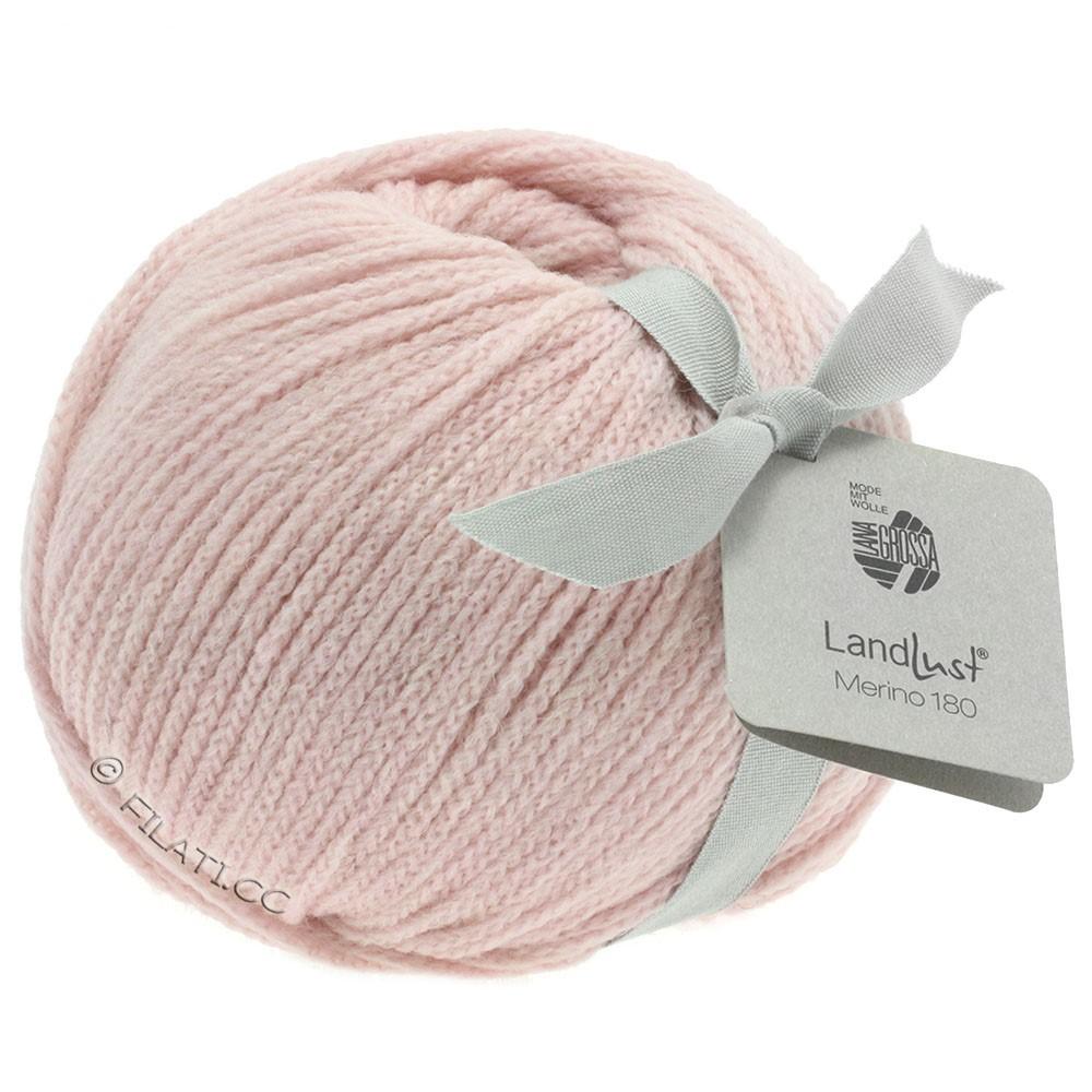 Lana Grossa LANDLUST MERINO 180 | 202-rose pastel