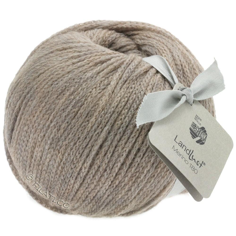 Lana Grossa LANDLUST MERINO 180 | 204-beige gris