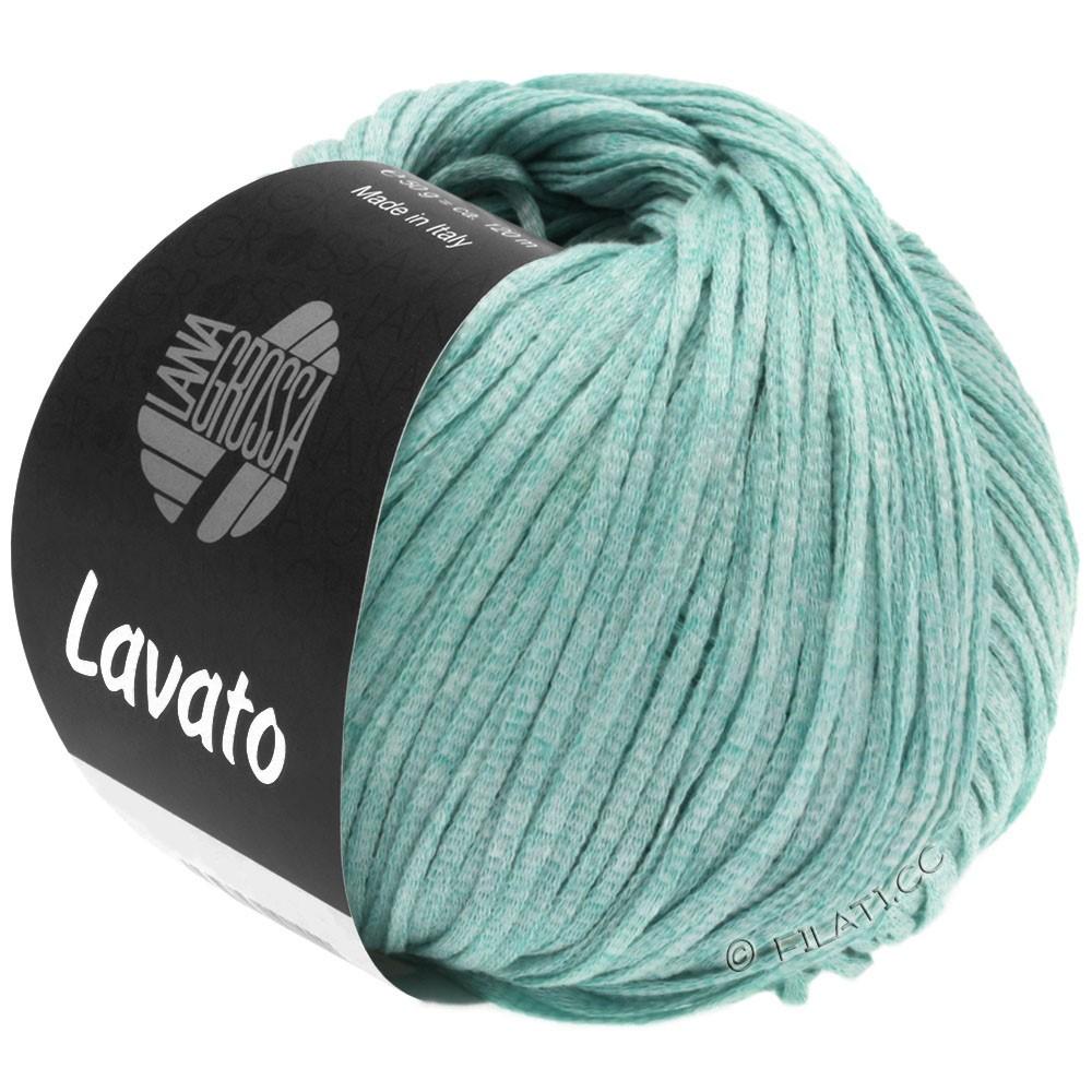 Lana Grossa LAVATO | 02-turquoise chiné