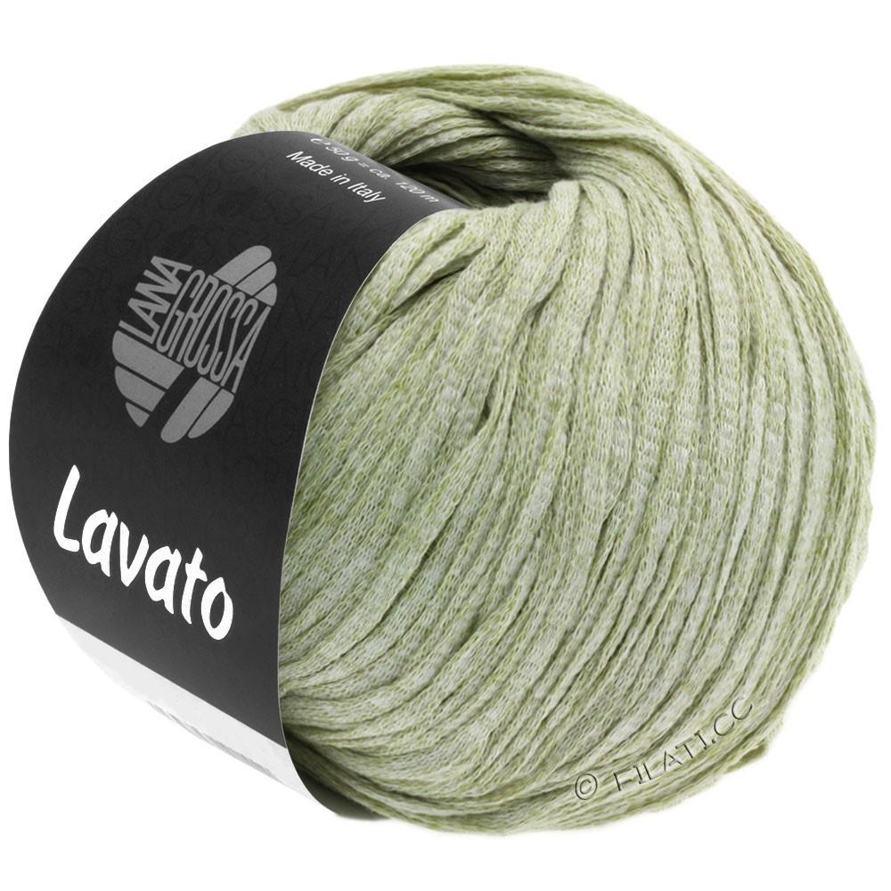 Lana Grossa LAVATO | 04-vert clair chiné