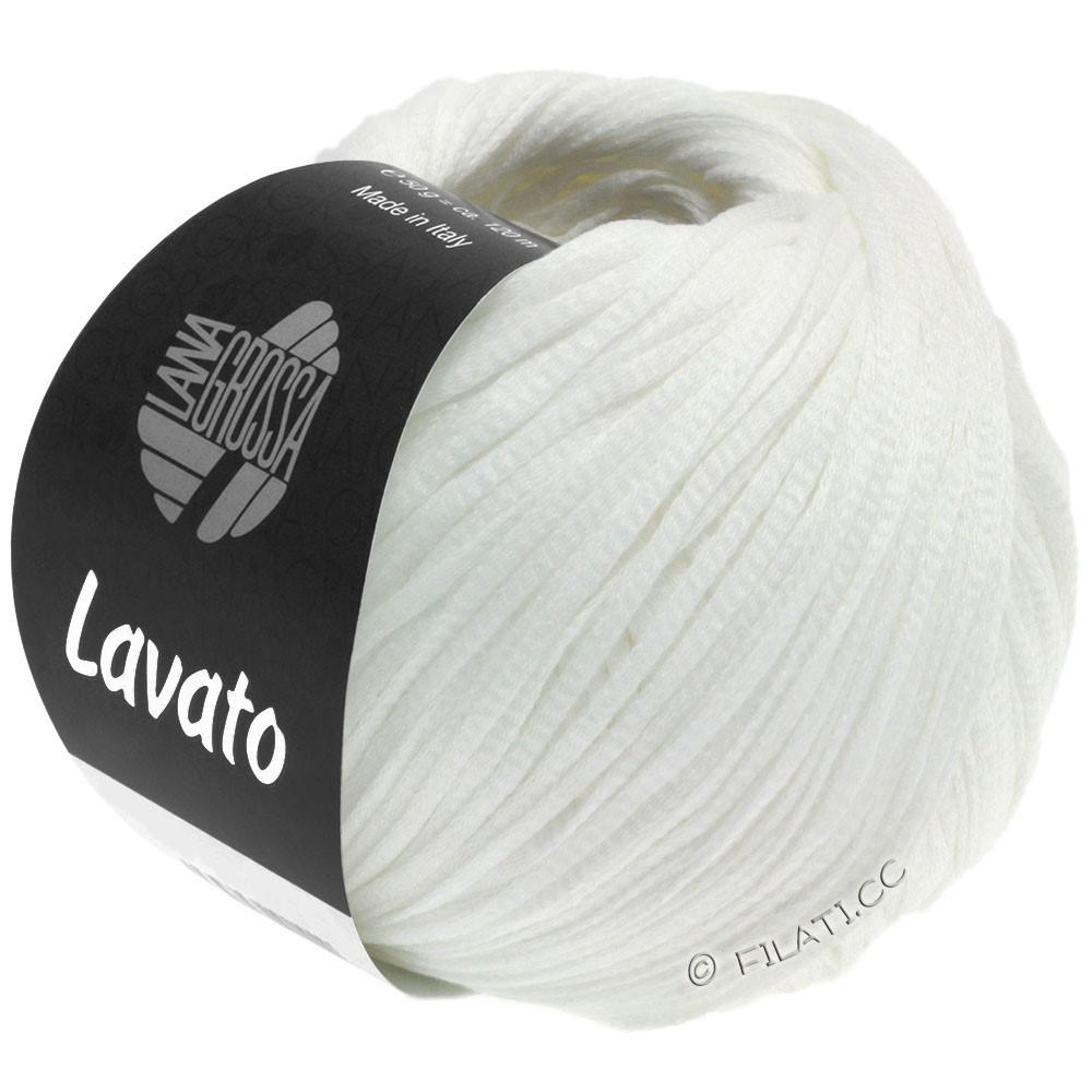 Lana Grossa LAVATO | 08-blanc