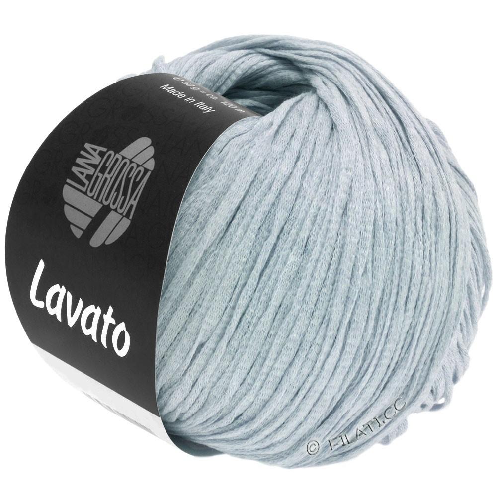 Lana Grossa LAVATO | 15-bleu clair chiné
