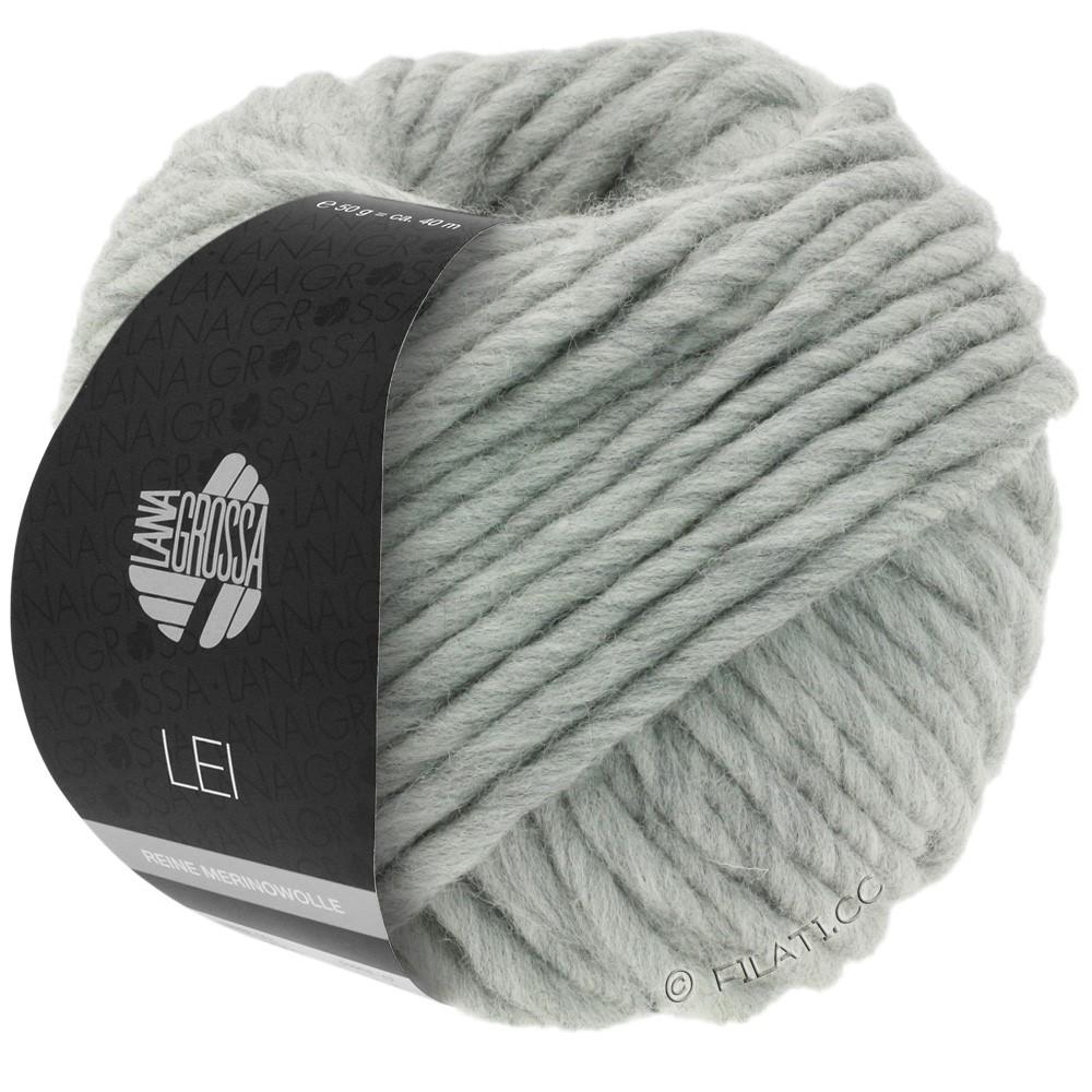 Lana Grossa LEI  Uni/Neon (Ragazza) | 031-gris clair chiné