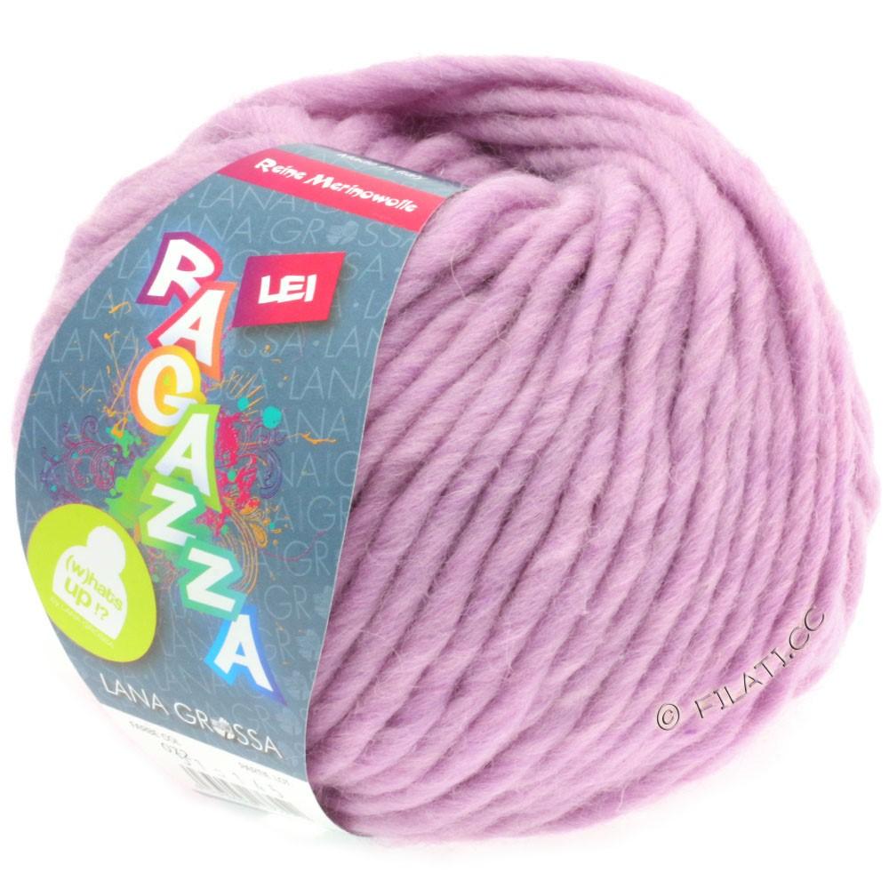 Lana Grossa LEI  Uni/Neon (Ragazza) | 072-lilas