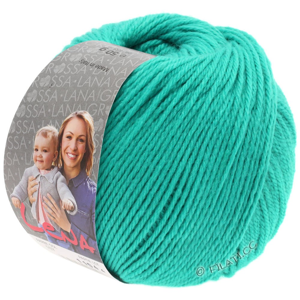 Lana Grossa LENA   11-turquoise