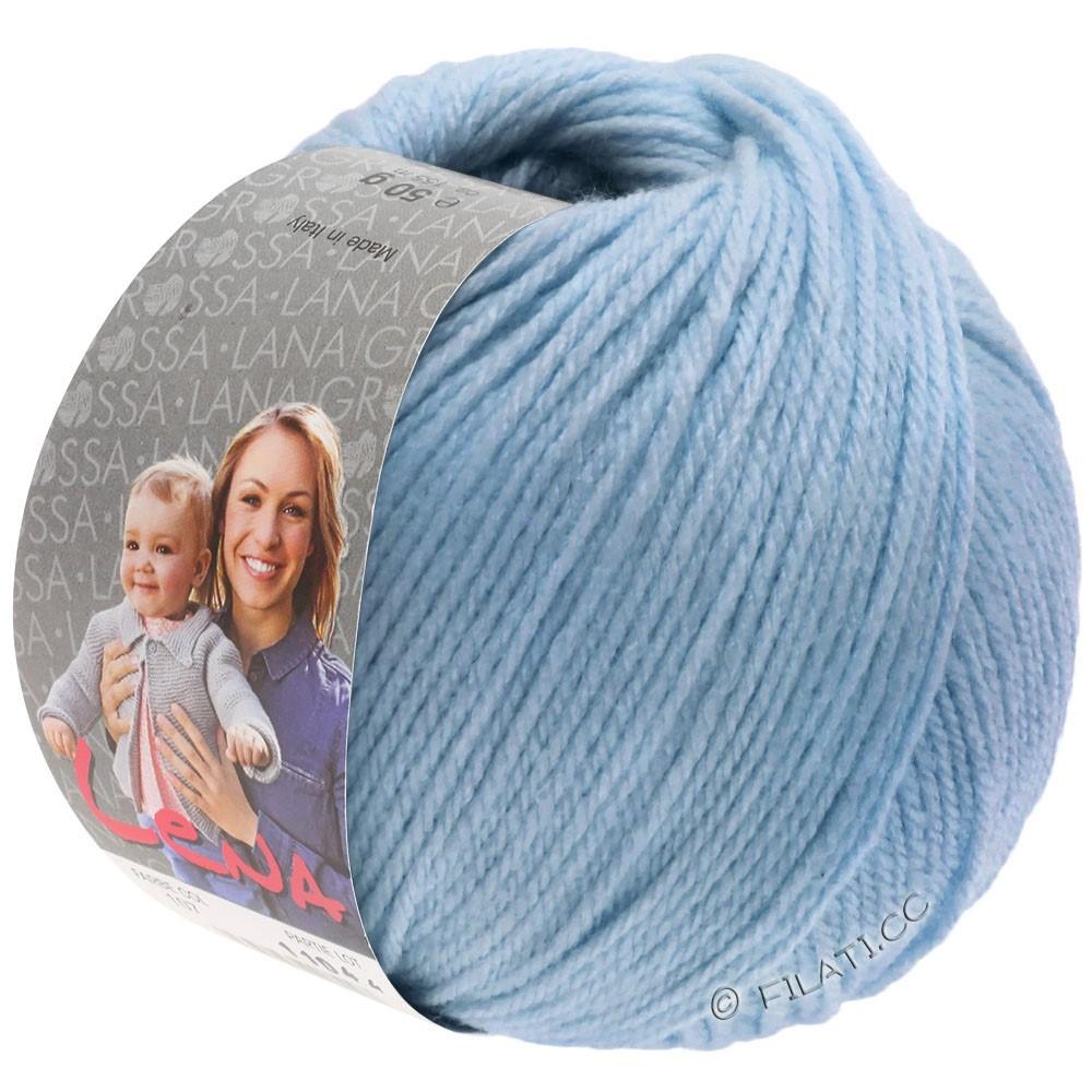 Lana Grossa LENA   12-bleu clair