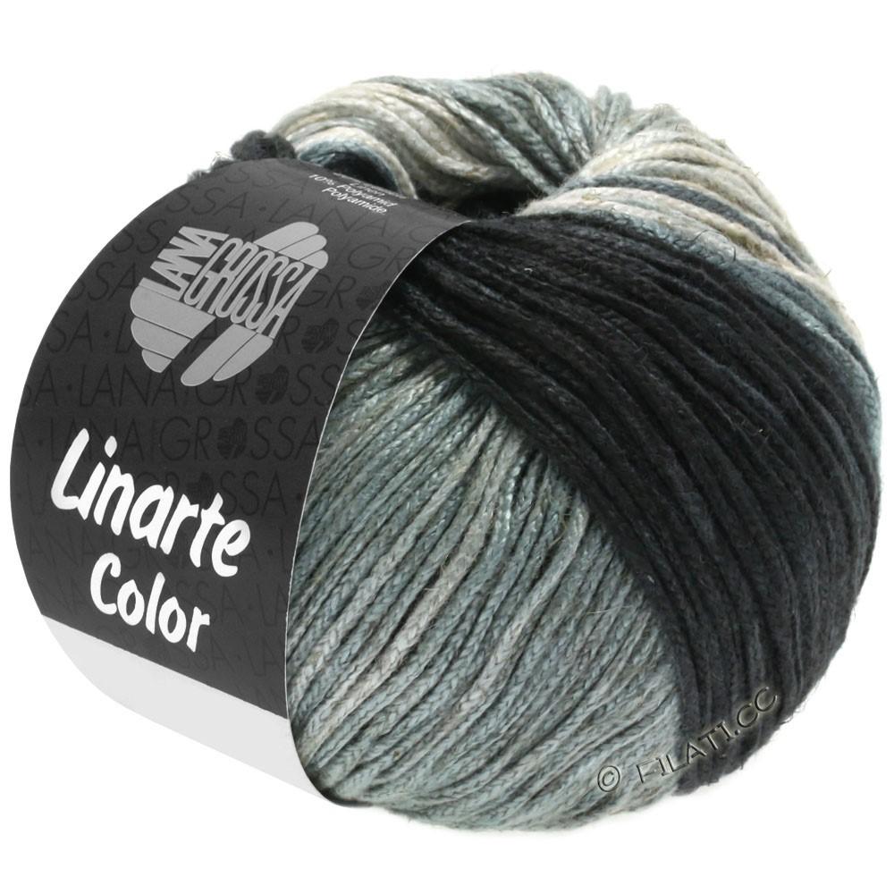 Lana Grossa LINARTE Color | 207-beige gris/gris pierre/gris quartz/gris ardoise/anthracite