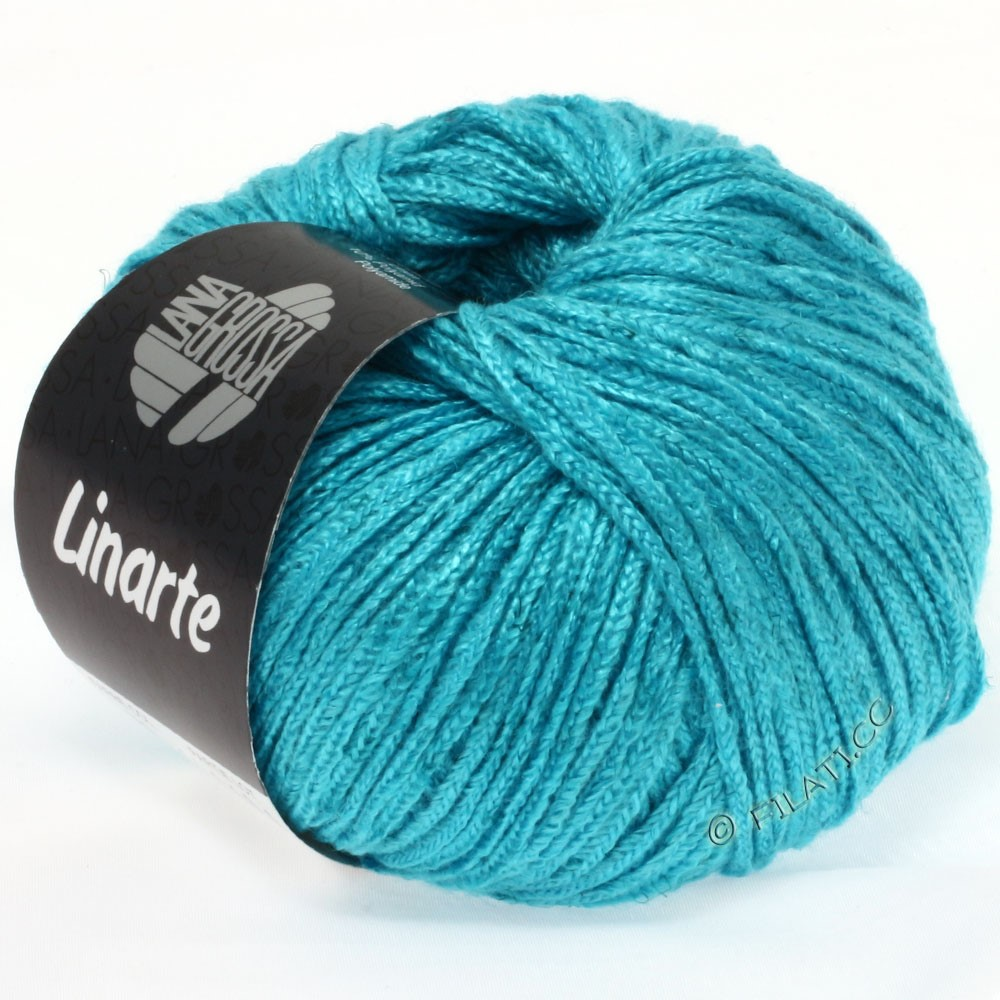Lana Grossa LINARTE | 39-turquoise