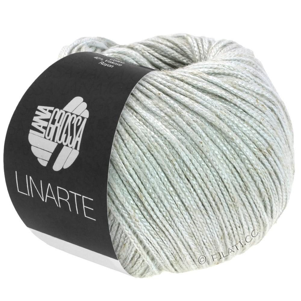 Lana Grossa LINARTE   60-gris vert