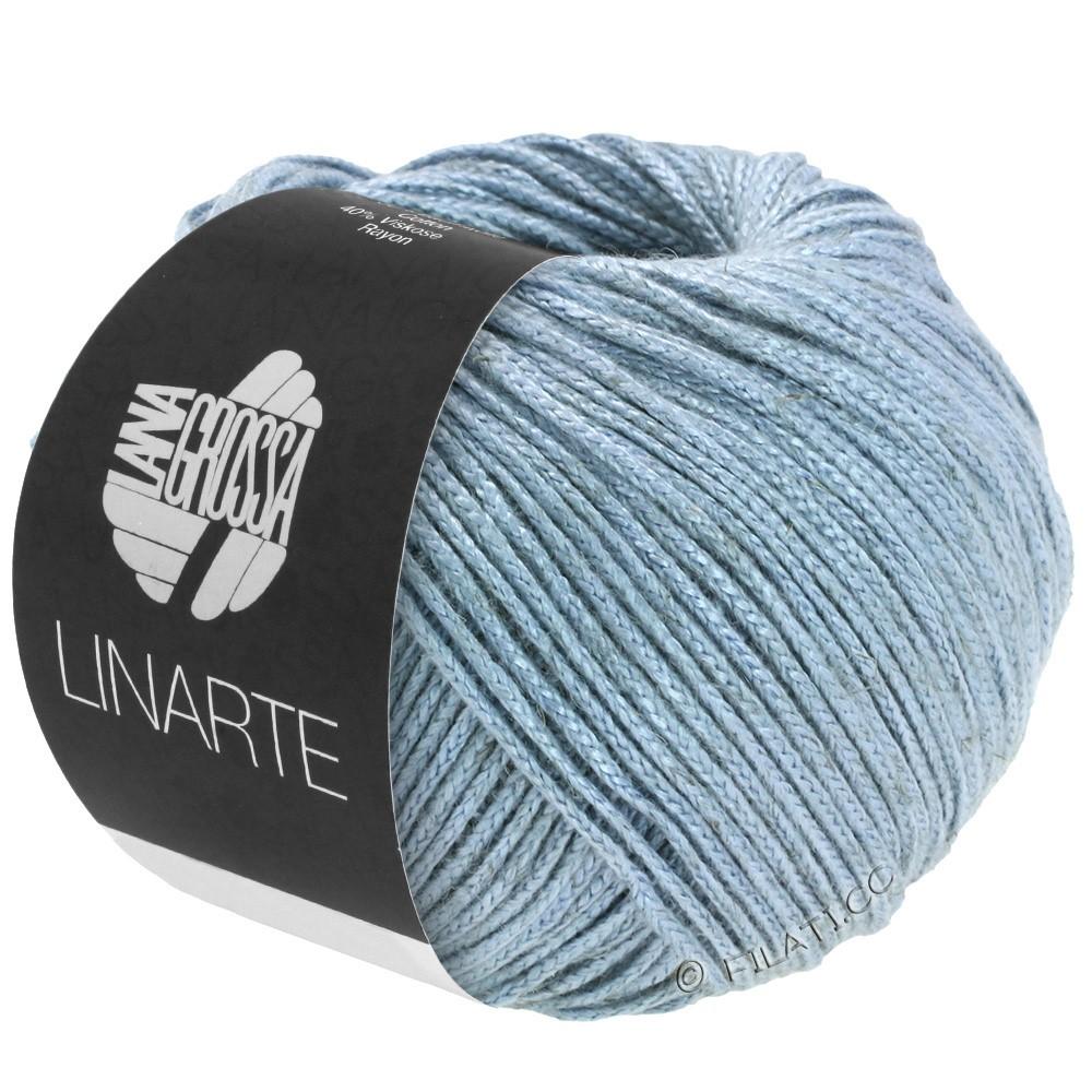 Lana Grossa LINARTE | 76-bleu gris