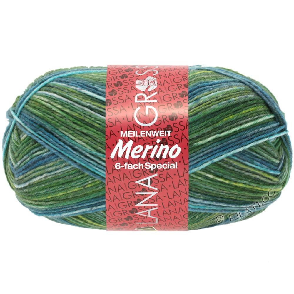 Lana Grossa MEILENWEIT 6-FACH 150g Merino | 507-