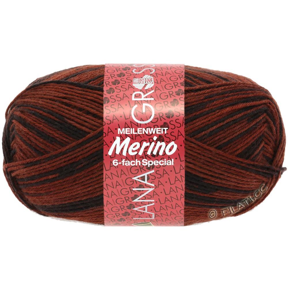 Lana Grossa MEILENWEIT 6-FACH 150g Merino | 511-
