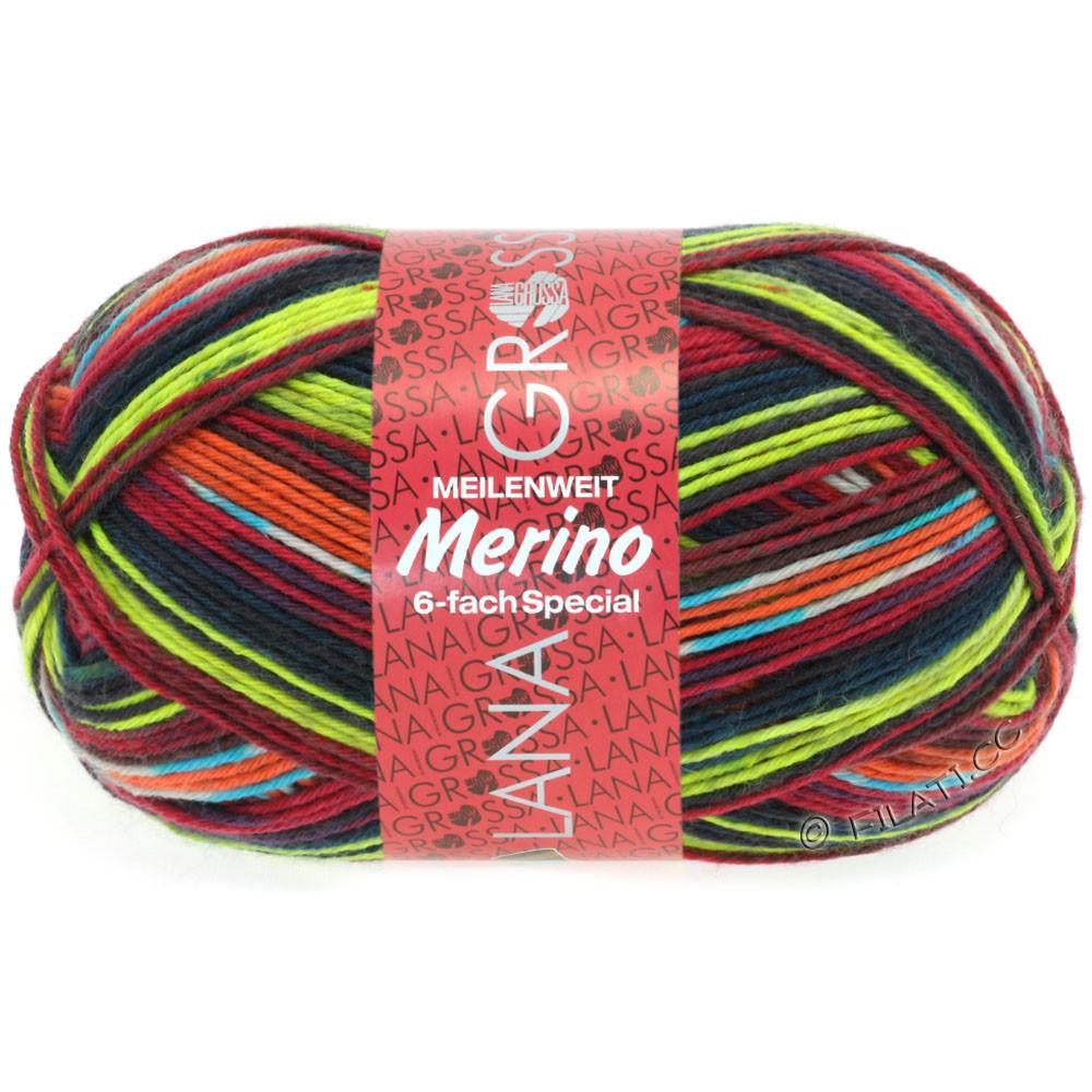 Lana Grossa MEILENWEIT 6-FACH 150g Merino   9105-