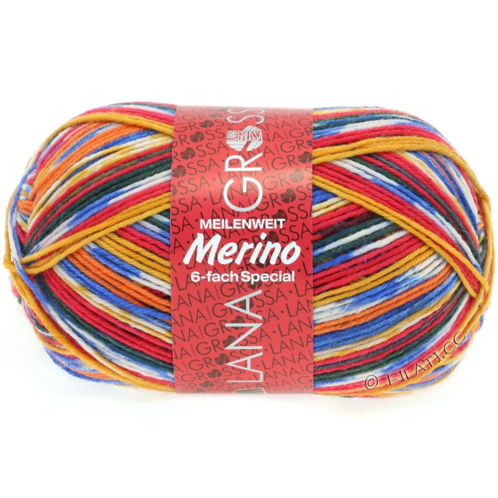 Lana Grossa MEILENWEIT 6-FACH 150g Merino   9116-