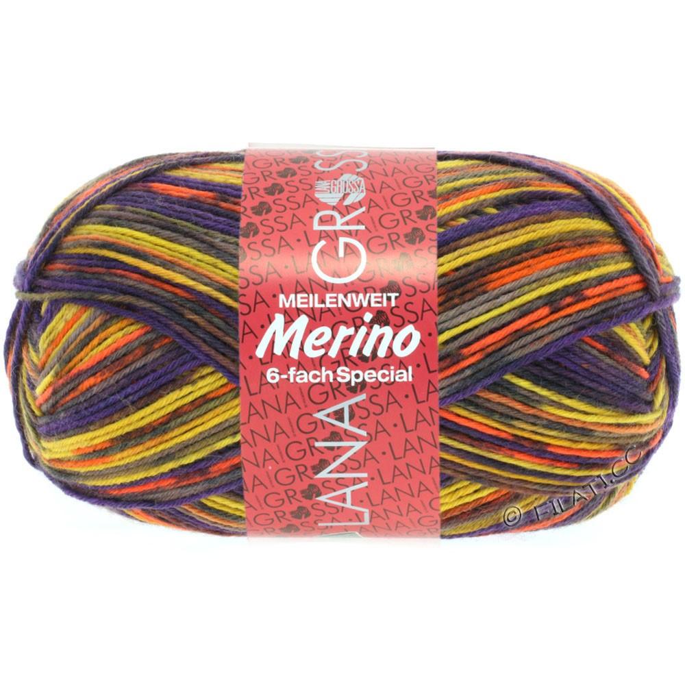 Lana Grossa MEILENWEIT 6-FACH 150g Merino | 9128-