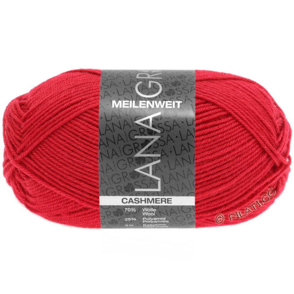 Lana Grossa MEILENWEIT 50g Cashmere | 06-rouge