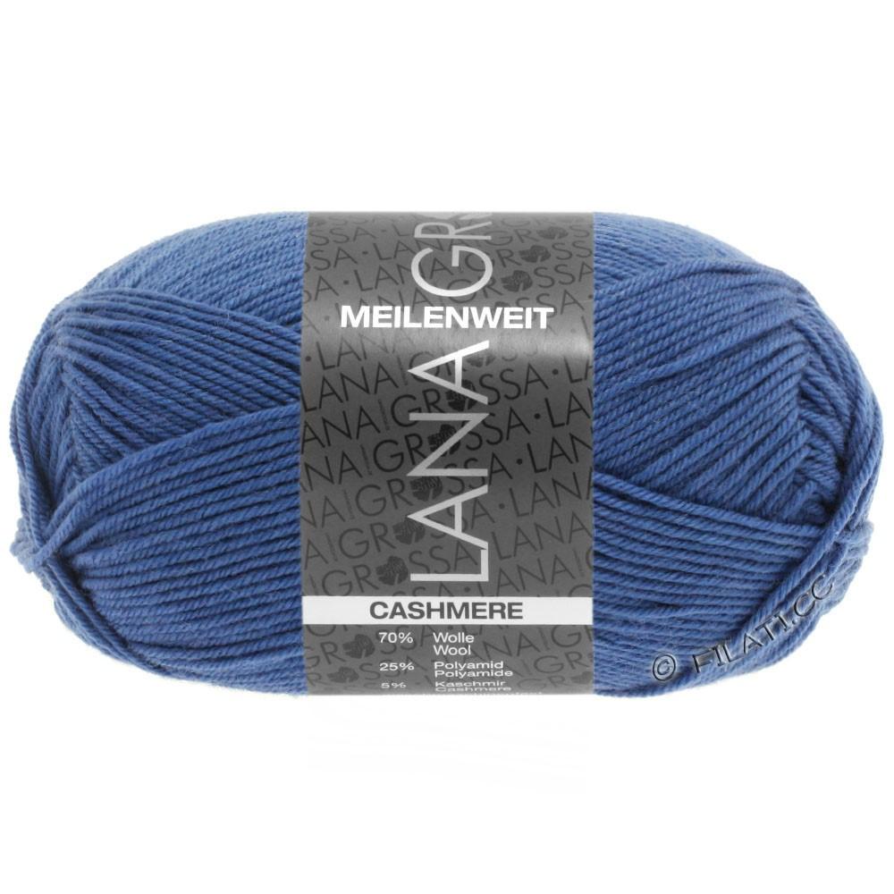 Lana Grossa MEILENWEIT 50g Cashmere | 16-bleu brillant