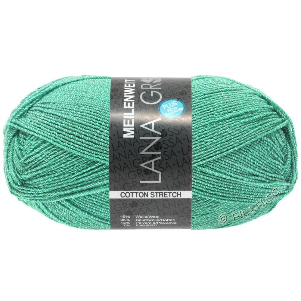 Lana Grossa MEILENWEIT 100g Cotton Stretch | 8052-turquoise