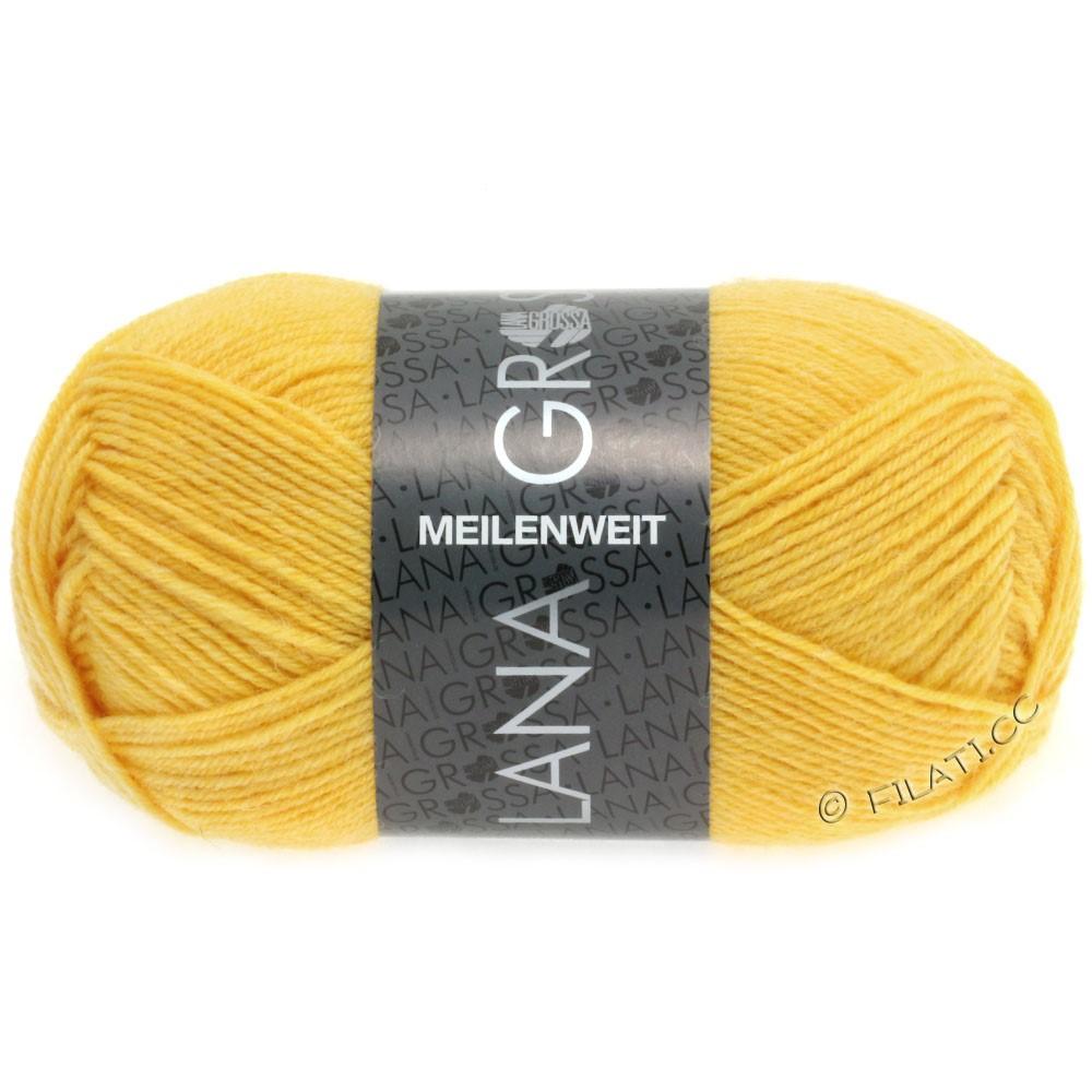Lana Grossa MEILENWEIT 50g Uni | 1283-jaune
