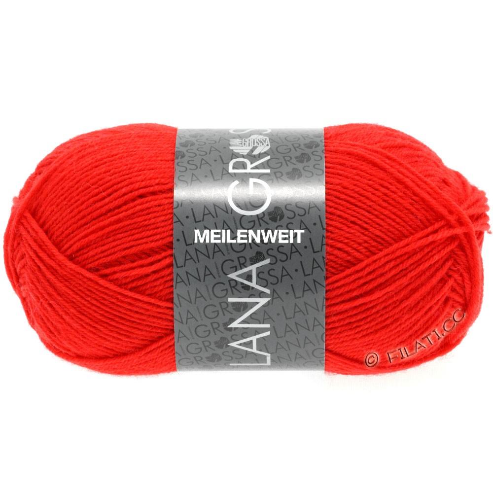 Lana Grossa MEILENWEIT 50g Uni | 1324-rouge clair
