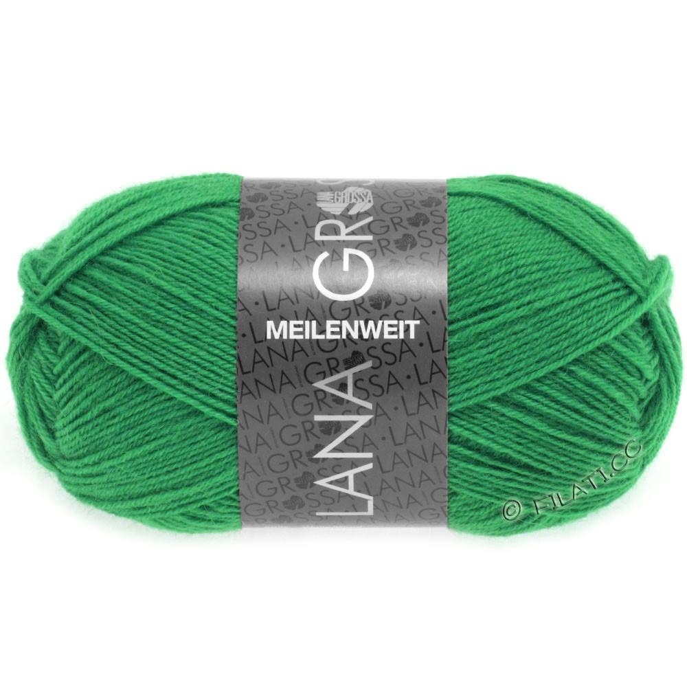Lana Grossa MEILENWEIT 50g Uni | 1356-vert jade