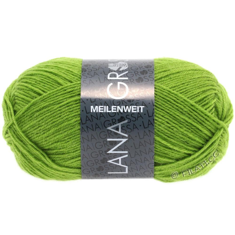 Lana Grossa MEILENWEIT 50g Uni | 1362-vert jaune