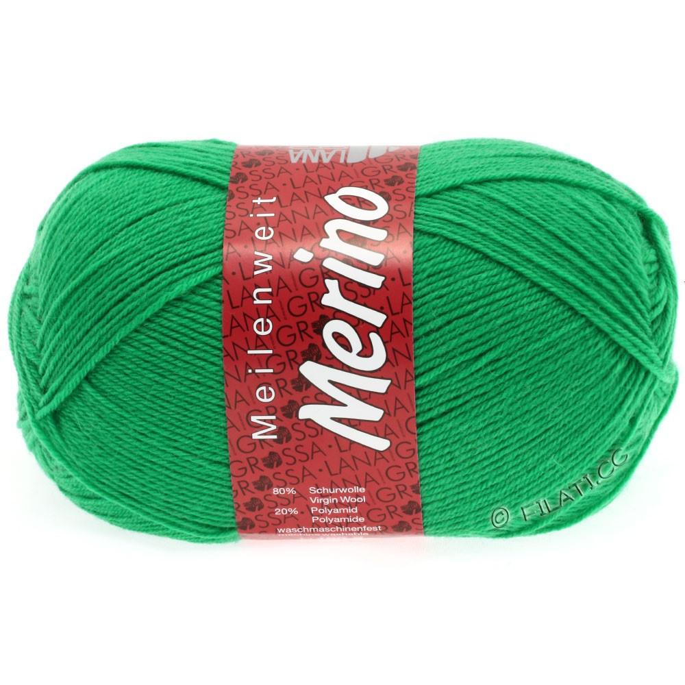 Lana Grossa MEILENWEIT 100g Merino Uni | 2031-vert émeraude