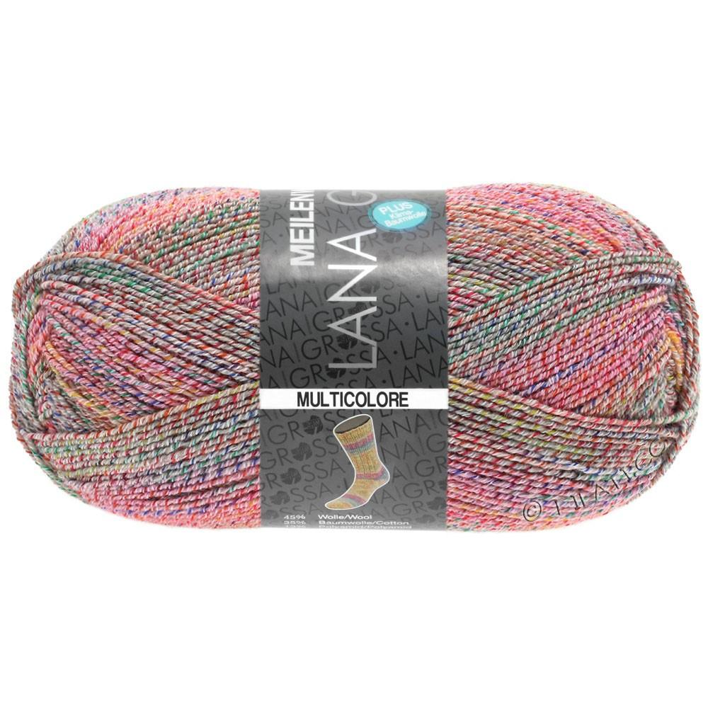 Lana Grossa MEILENWEIT 100g Cotton Stretch Print   5732 - Multicolore-