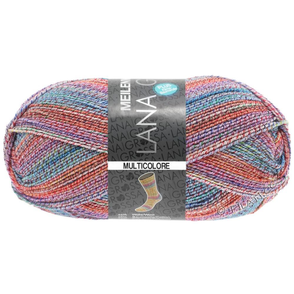 Lana Grossa MEILENWEIT 100g Cotton Stretch Print   5737 - Multicolore-