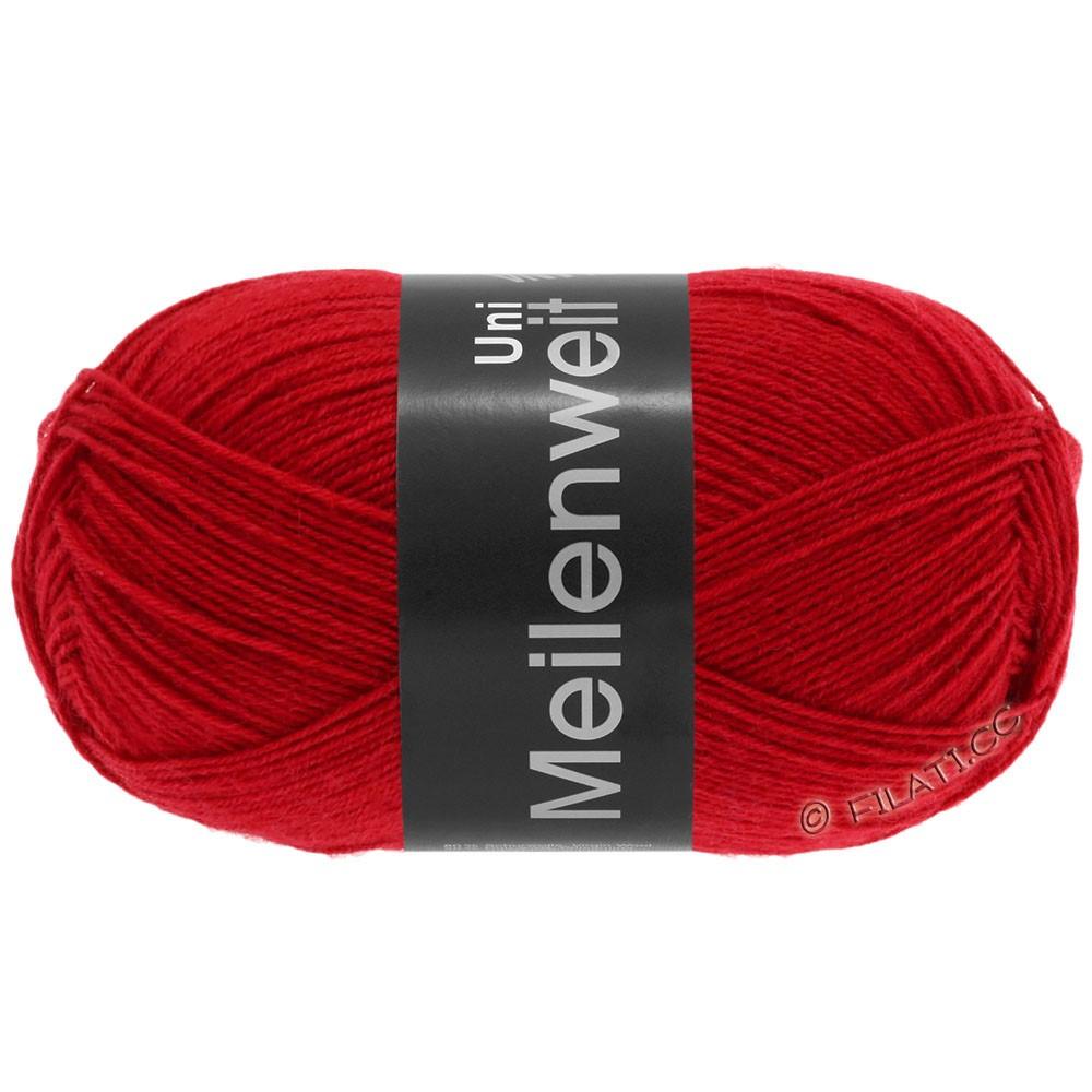 Lana Grossa MEILENWEIT 100g  Uni | 1332-rouge foncé