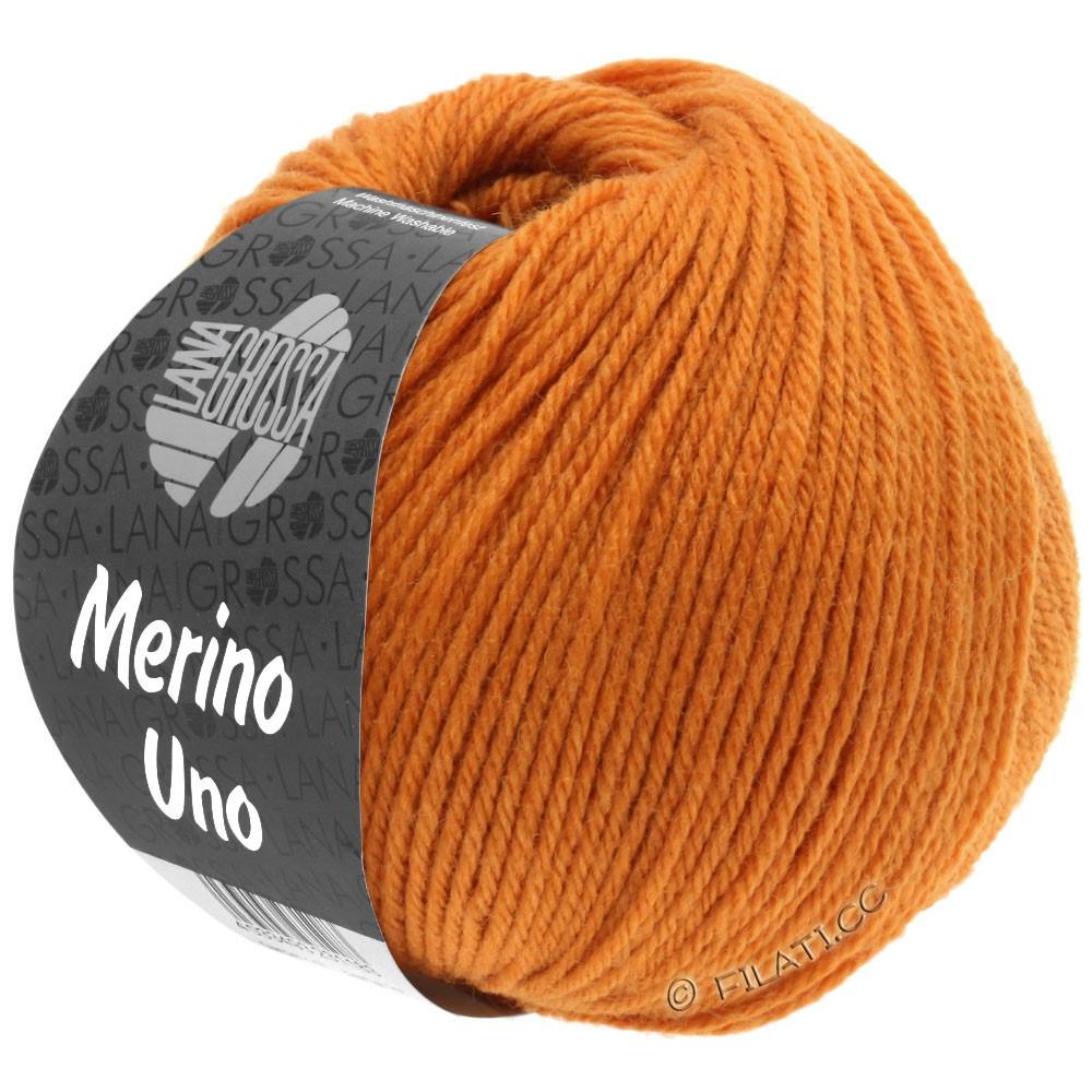 Lana Grossa MERINO UNO | 15-brun orange