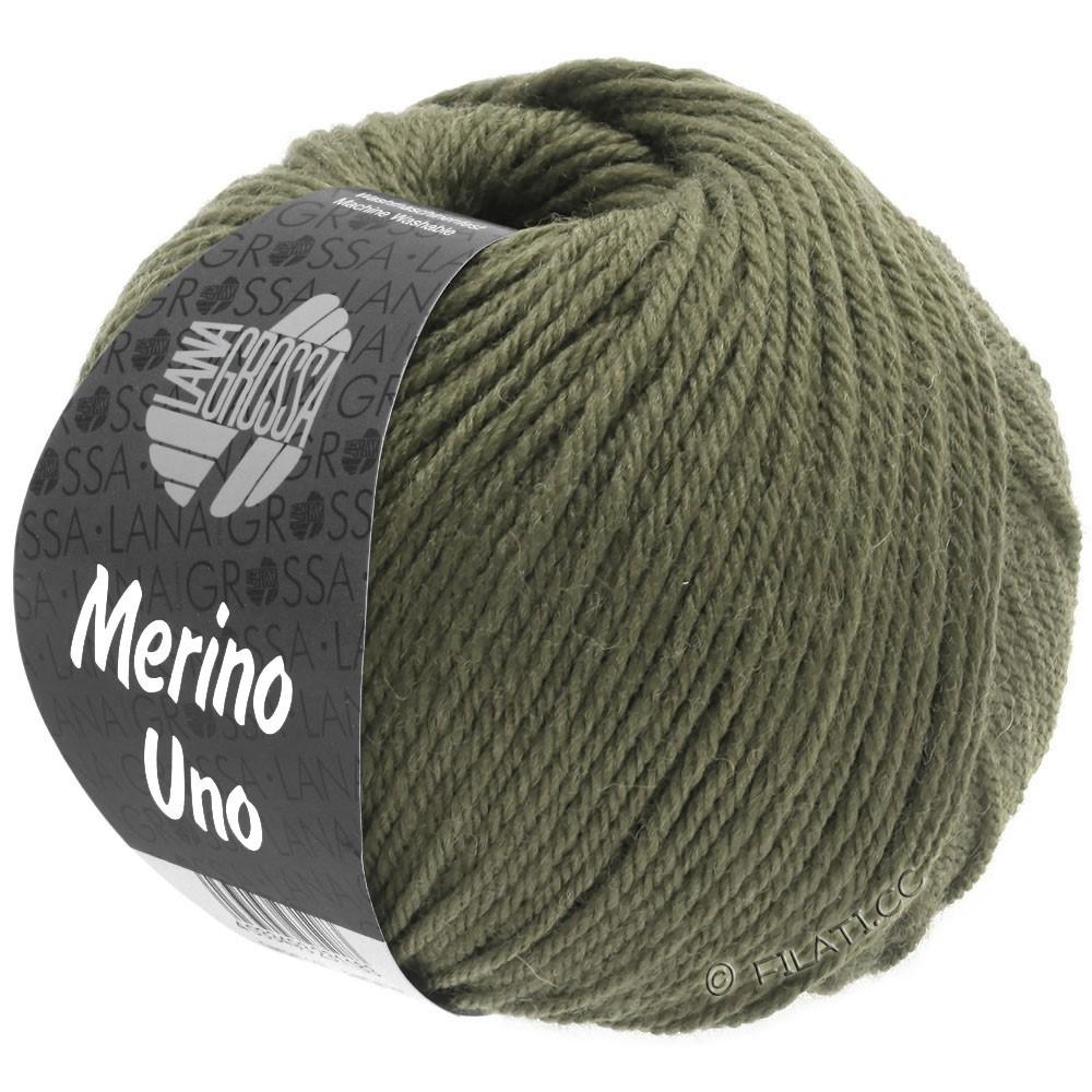 Lana Grossa MERINO UNO | 19-gris vert
