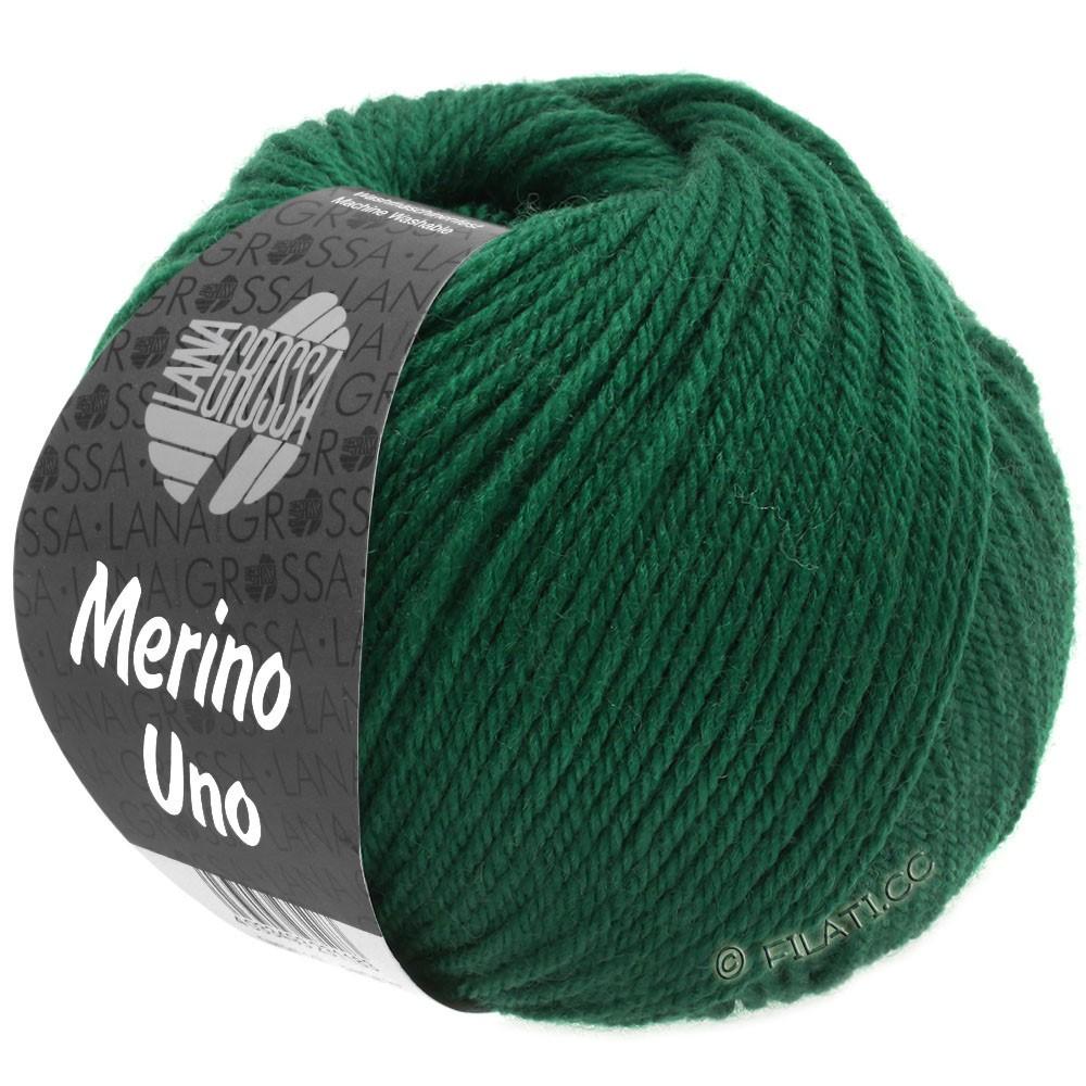 Lana Grossa MERINO UNO | 22-vert bouteille