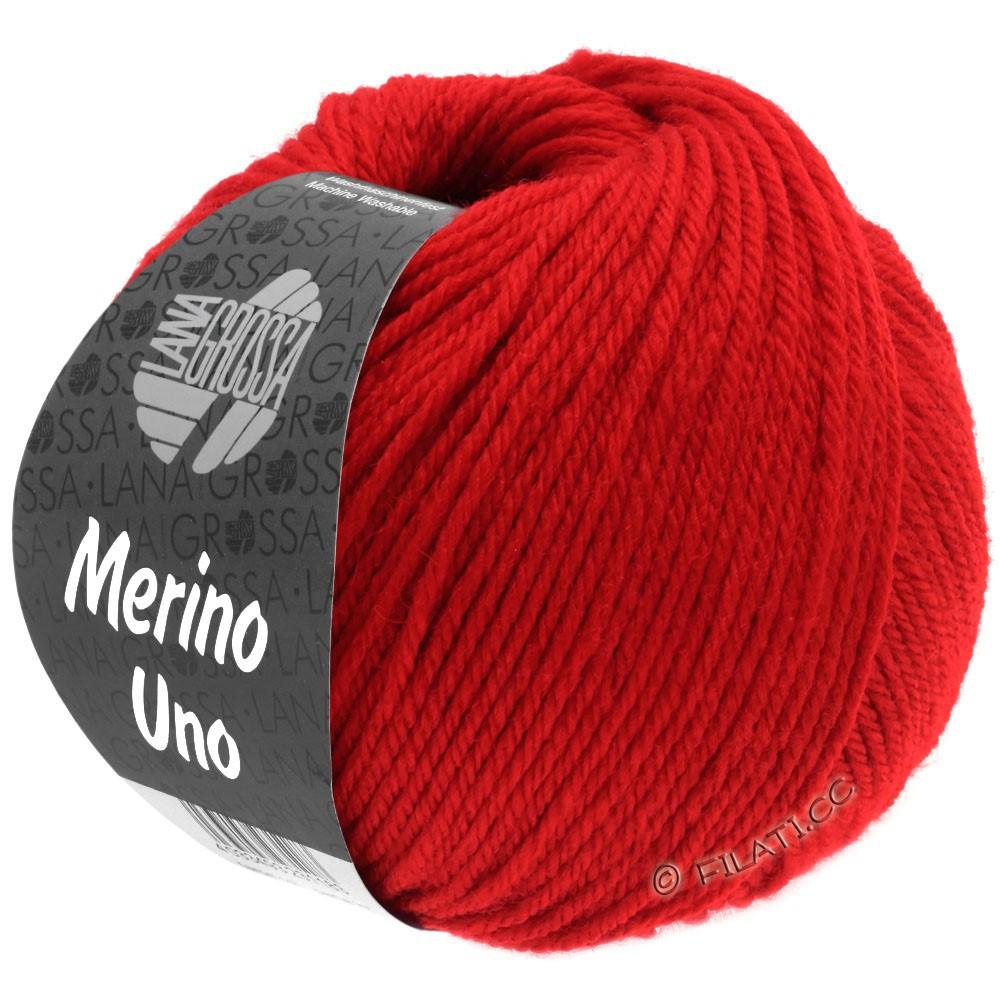 Lana Grossa MERINO UNO | 26-rouge