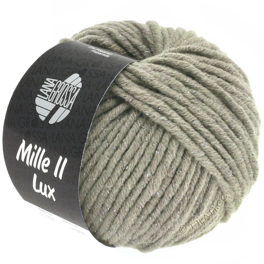 Lana Grossa MILLE II Lux | 704-brun gris