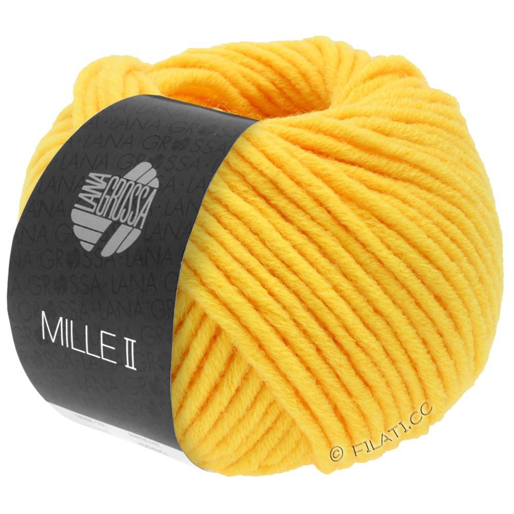 Lana Grossa MILLE II   060-jaune soleil