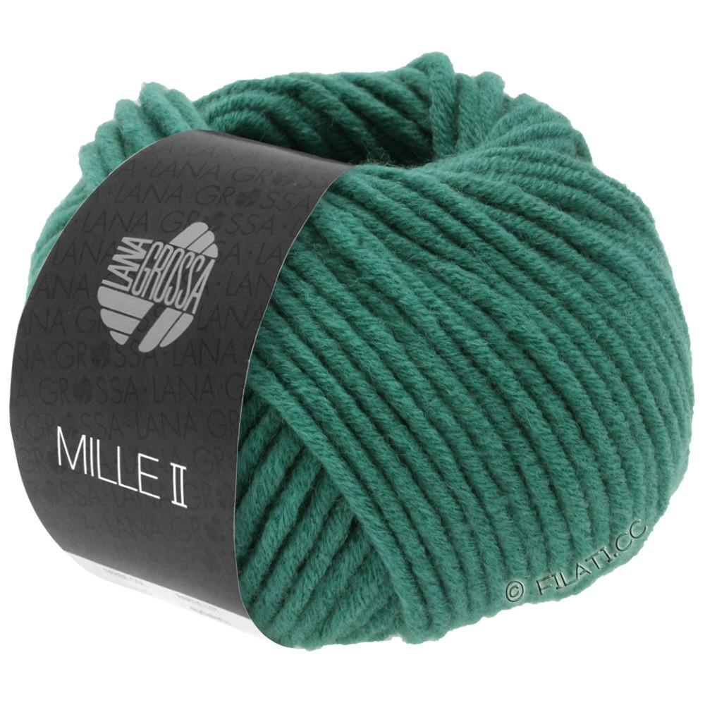 Lana Grossa MILLE II   087-vert malachite