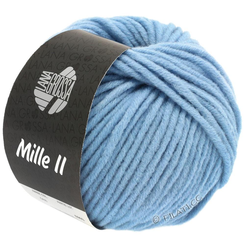 Lana Grossa MILLE II   088-bleu ciel