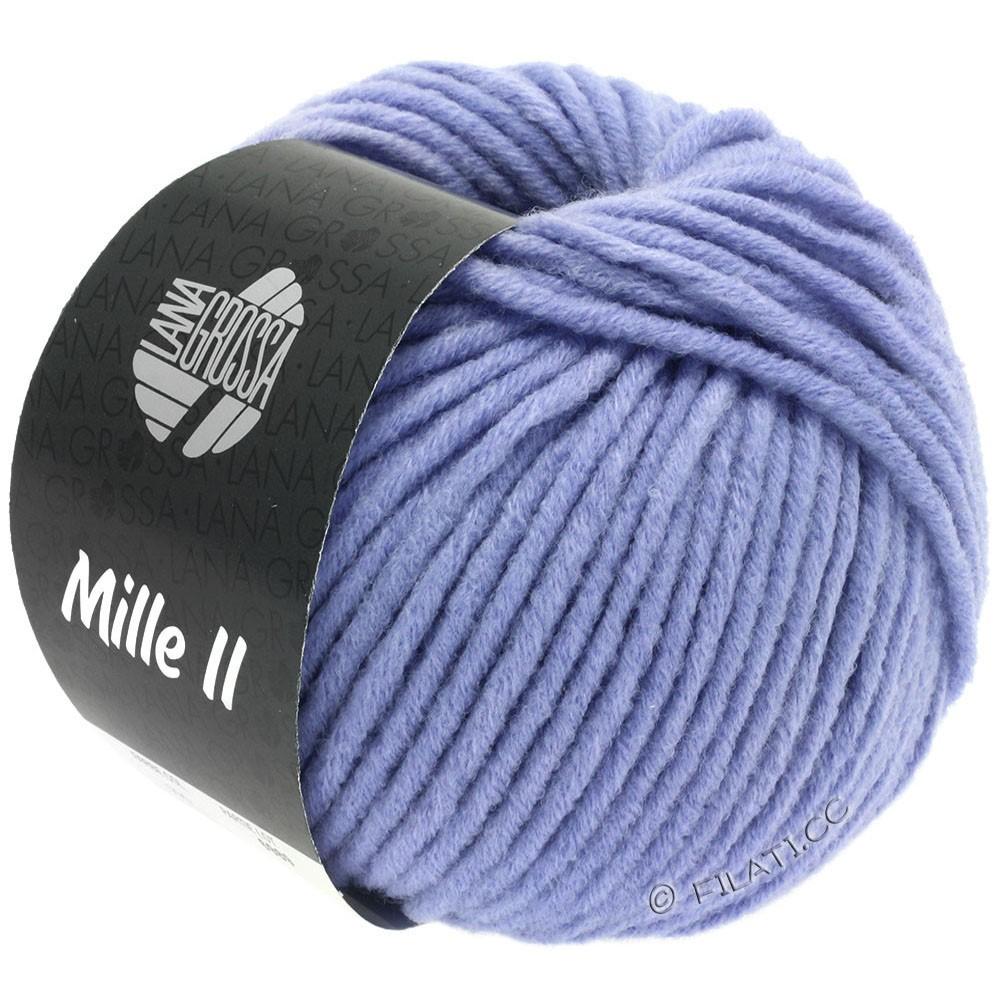Lana Grossa MILLE II   090-bleu comme violettes