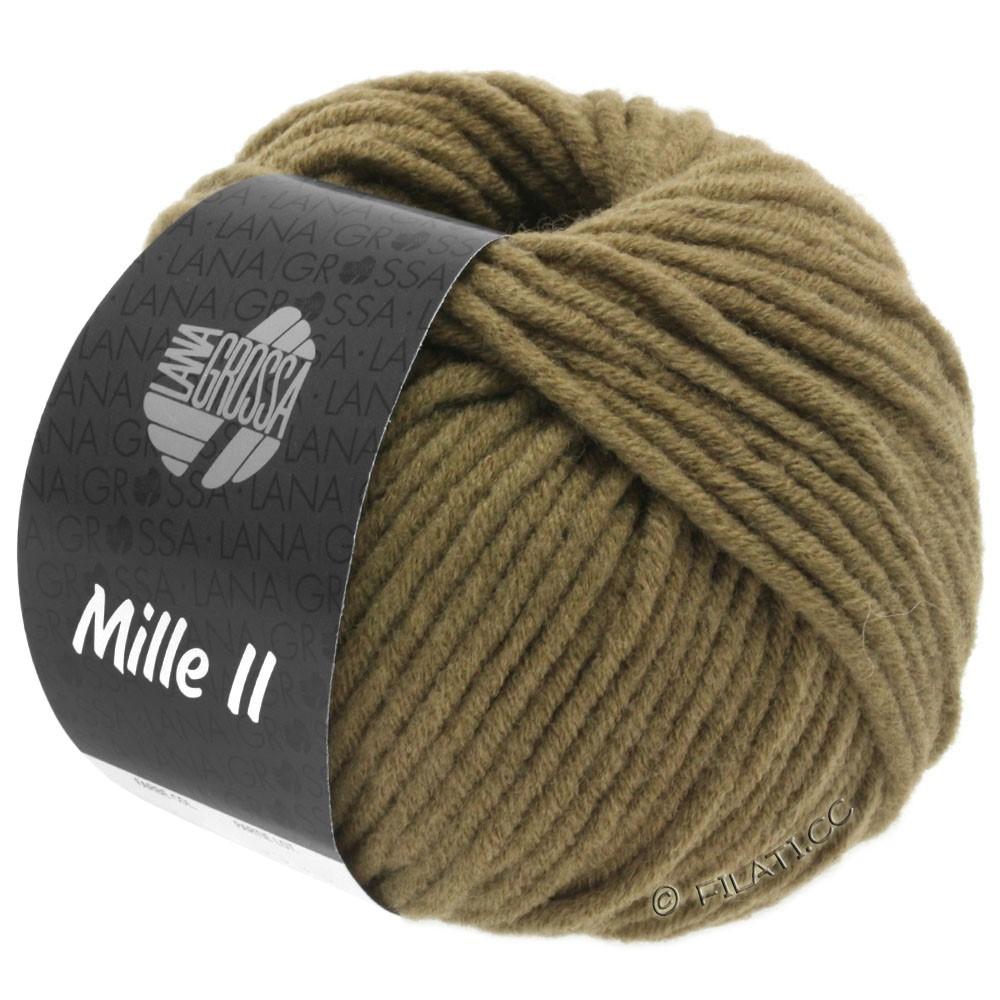 Lana Grossa MILLE II   095-kaki