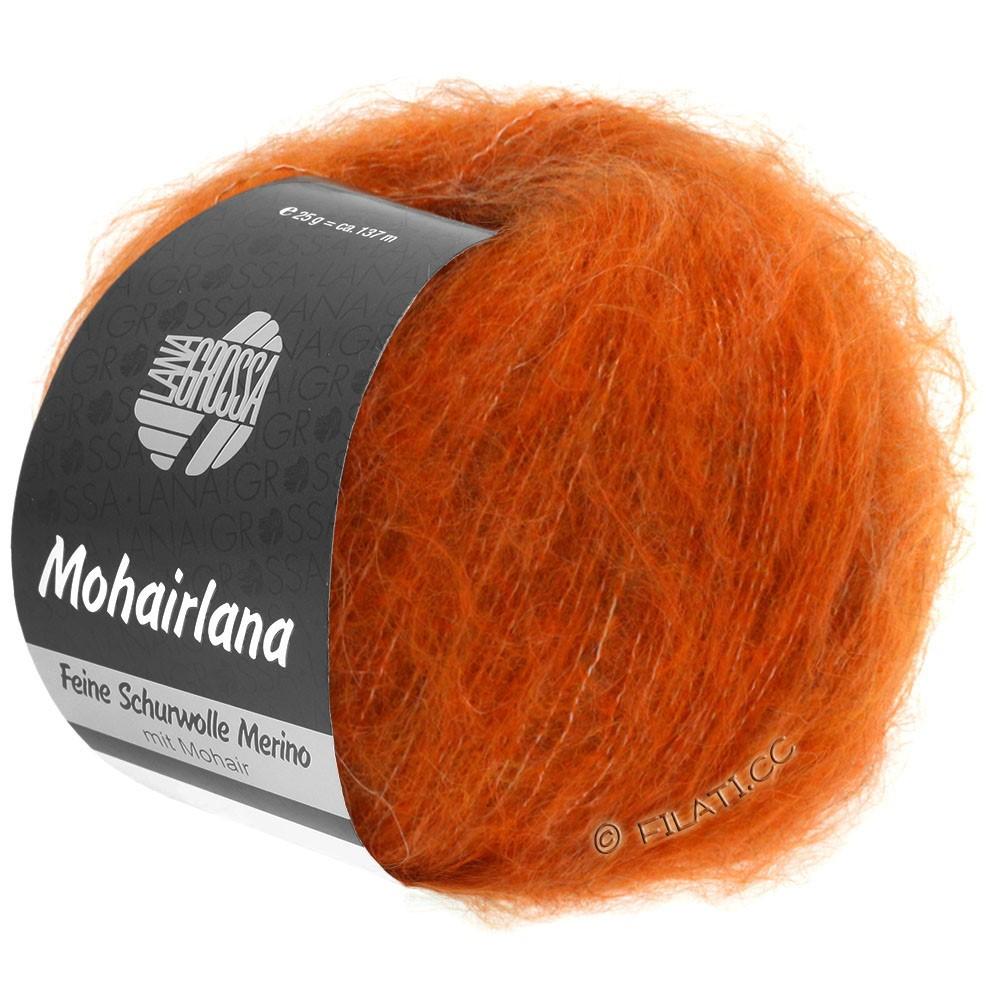 Lana Grossa MOHAIRLANA | 11-orange