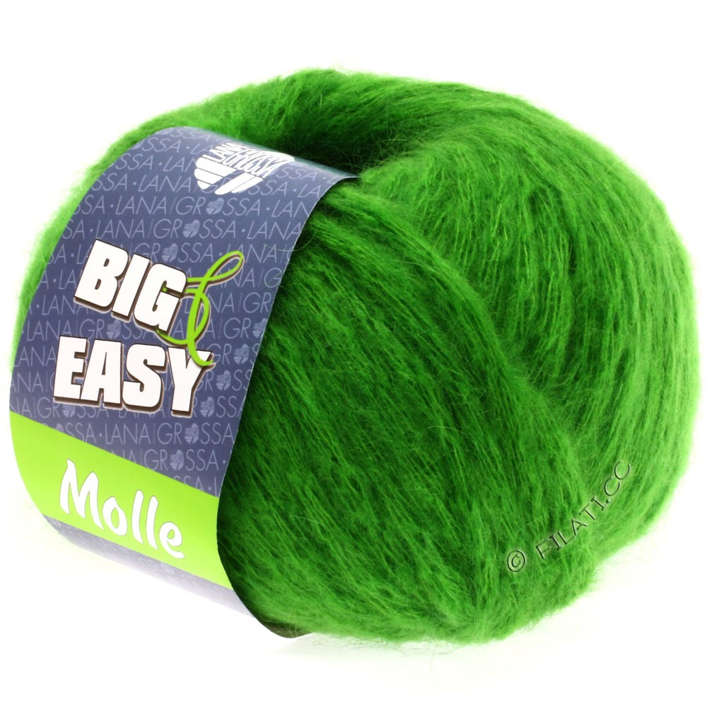 Lana Grossa MOLLE 100g (Big & Easy) | 08-vert