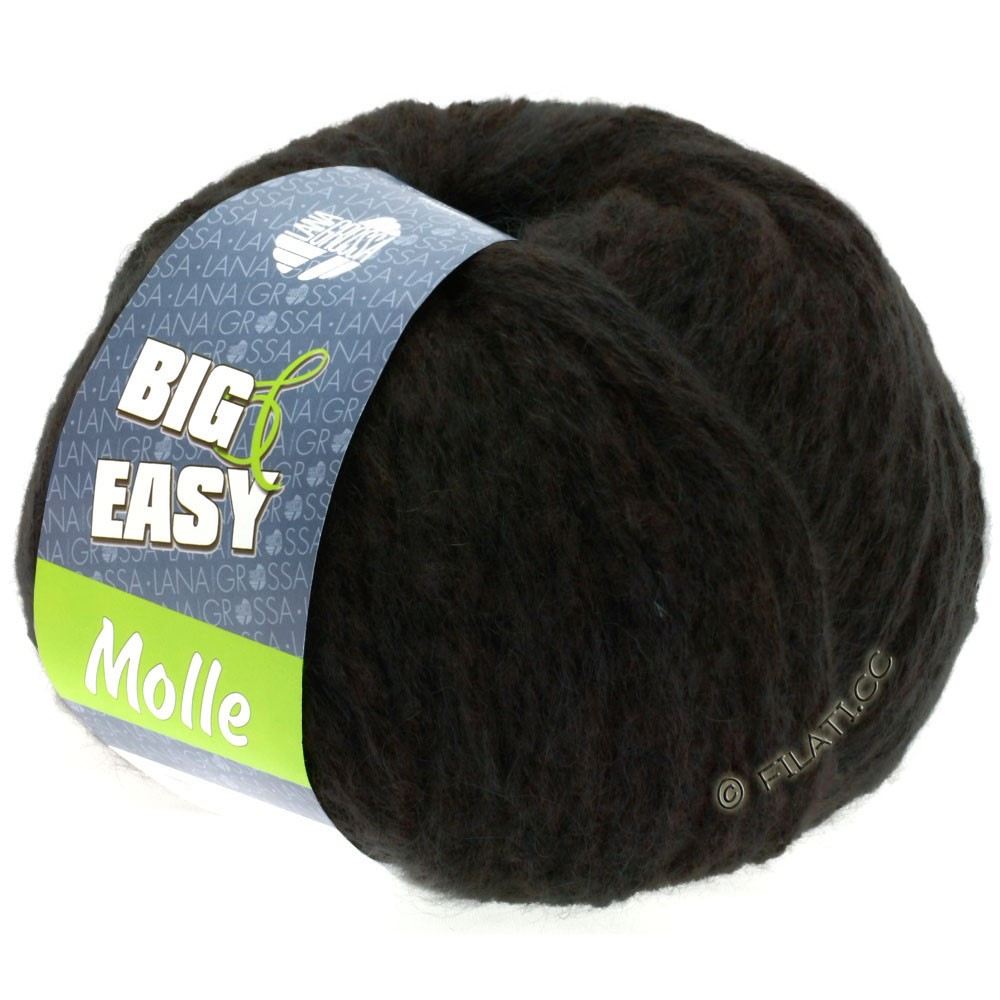 Lana Grossa MOLLE 100g (Big & Easy) | 10-moka