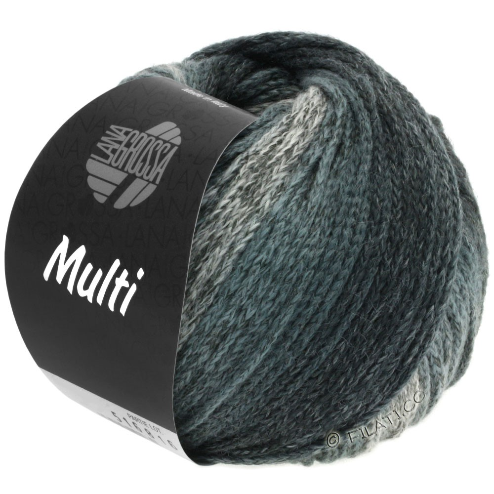 Lana Grossa MULTI | 02-nature/gris clair/gris moyen