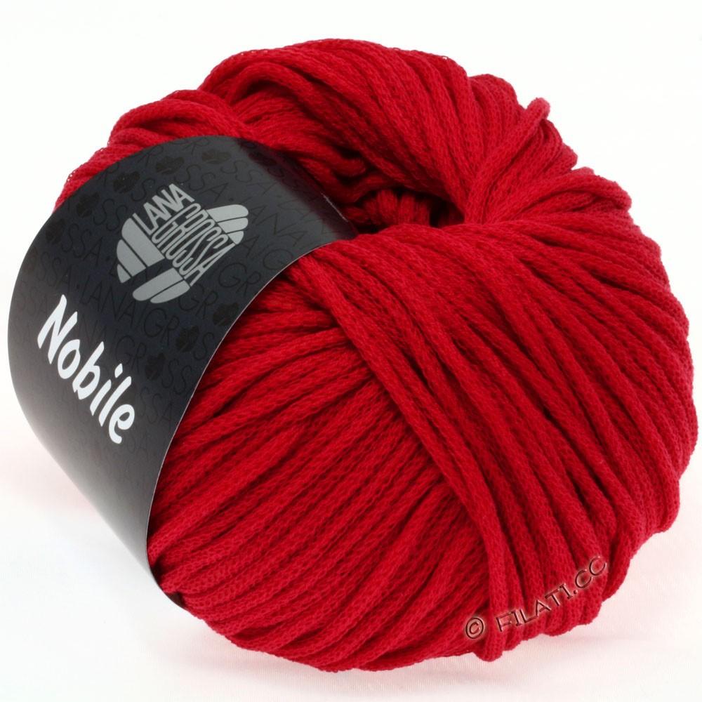 Lana Grossa NOBILE | 04-rouge rubis