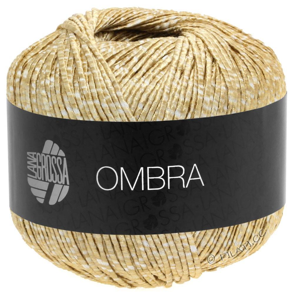 Lana Grossa OMBRA | 01-blanc/beige