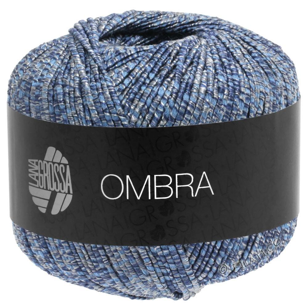 Lana Grossa OMBRA | 09-bleu gris/jean